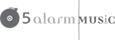 5 Alarm Music Partnership Logo
