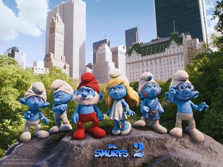 Smurfs 2 Smurfs 2 Wallpaper Smurfs 2