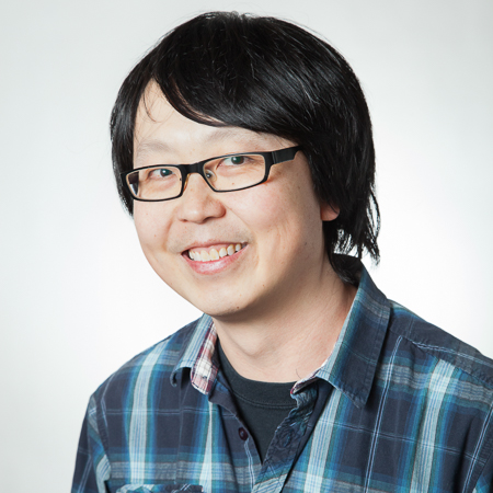 Animation and Visual Effects Creative Director Casey Kwan first photo