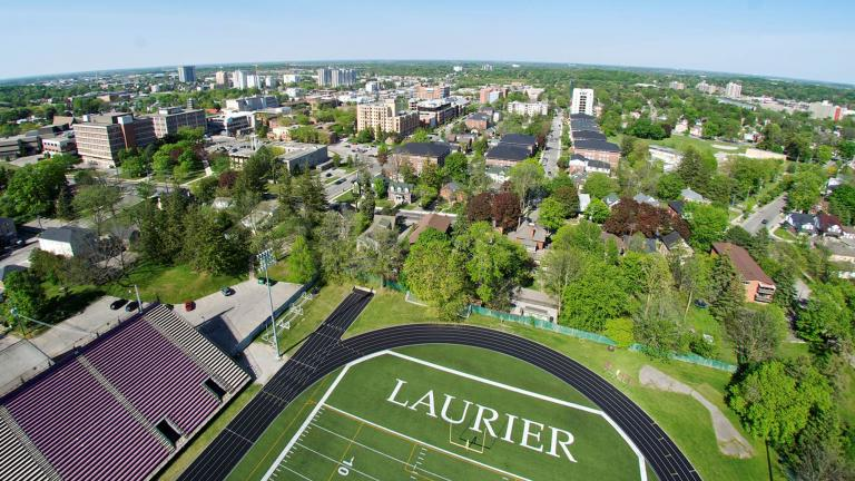 Wilfrid Laurier University Campus photo