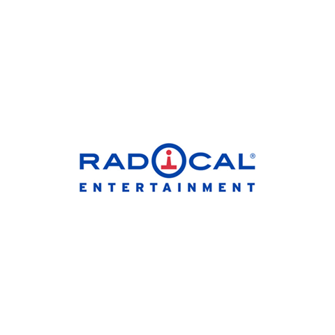 Radical Entertainment logo, Game Design staff credits