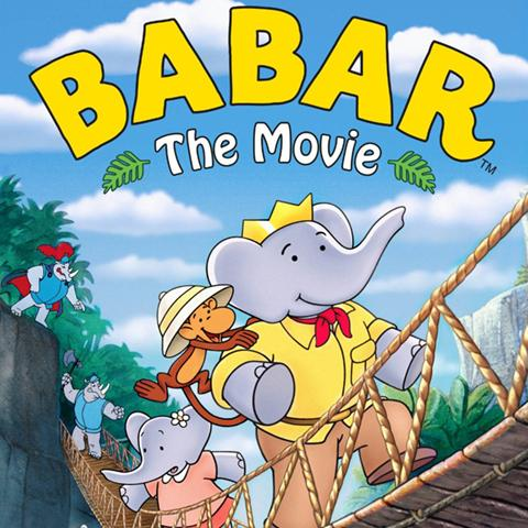 Babar: The Movie poster, Classical Animation staff credits