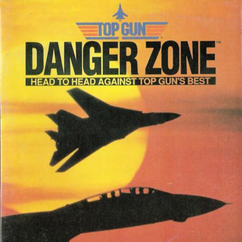Top Gun: Danger Zone poster, Game Design staff credits