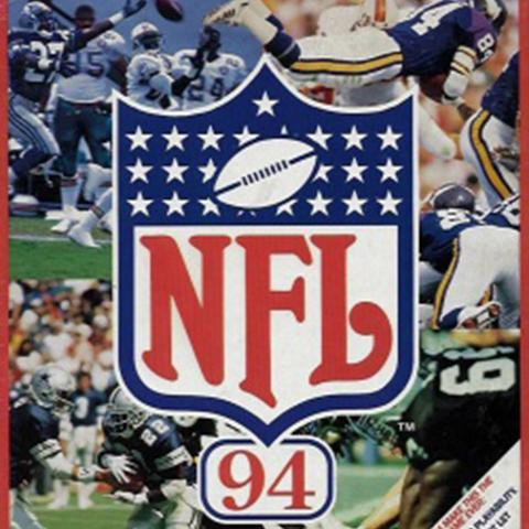 NFL '94 poster, Game Design staff credits