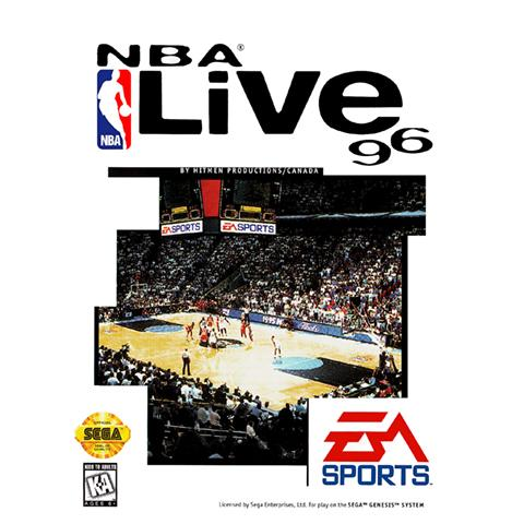 NBA Live poster, Game Design staff credits