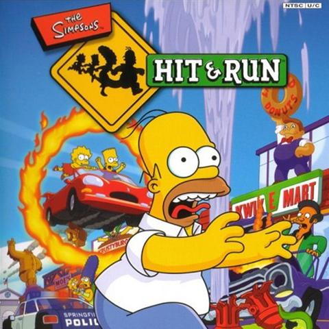 Simpsons: Hit & Run poster, Game Design staff credits