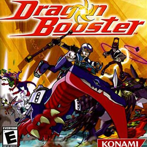 Dragon Booster poster, Animation and Visual Effects staff credits