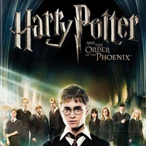 Harry Potter game poster, Game Design staff credits