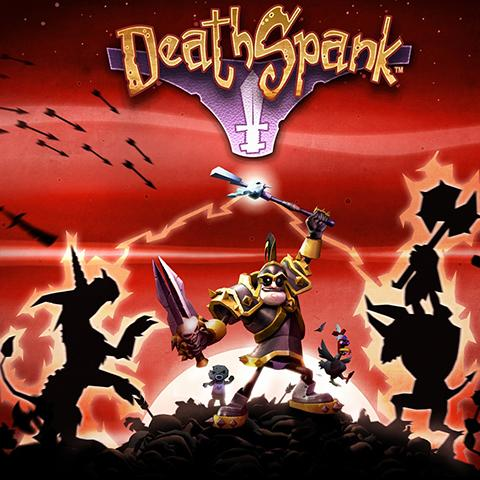 The DeathSpank Series poster, Game Design staff credits
