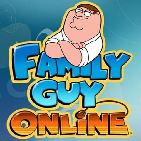 Family Guy Online poster, Animation and Visual Effects staff credits