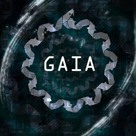 Gaia, The Series poster, Foundation Visual Art and Design staff credits