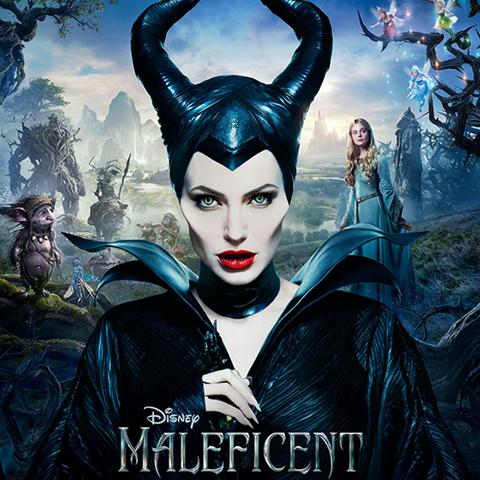 Maleficent poster, Animation and Visual Effects staff credits