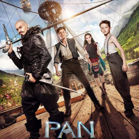 Pan poster, Animation and Visual Effects staff credits
