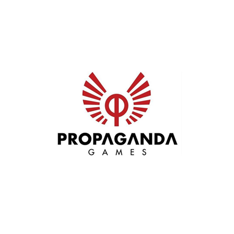 Propaganda Games logo, Game Design staff credits
