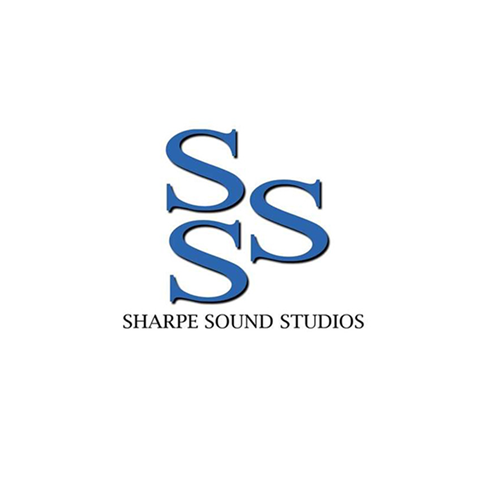 Sharpe Sound Studios logo, Foundation Visual Art and Design staff credits