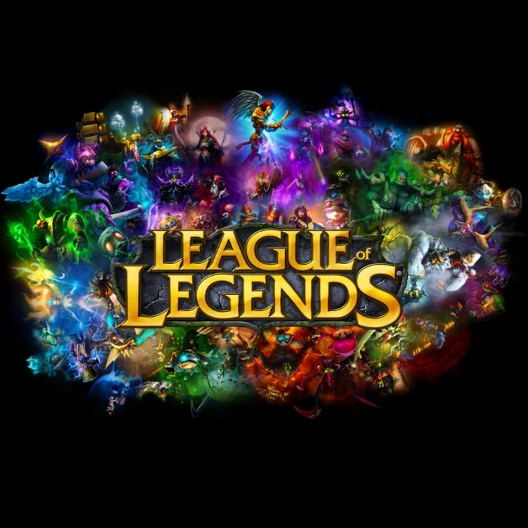 League of Legends poster, Game Design alumni credits