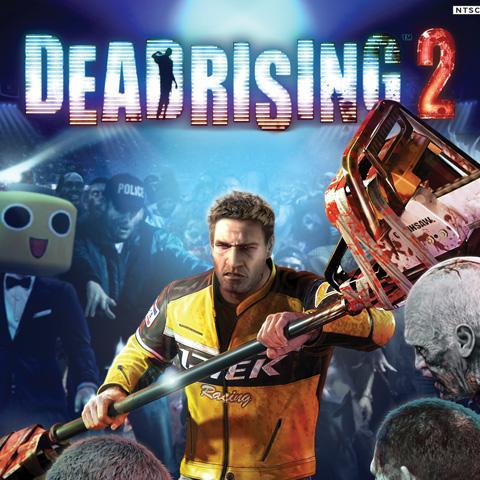 Dead Rising 2 poster, Game Design alumni credits