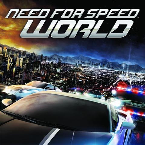 Need for Speed: World poster, Game Design alumni credits