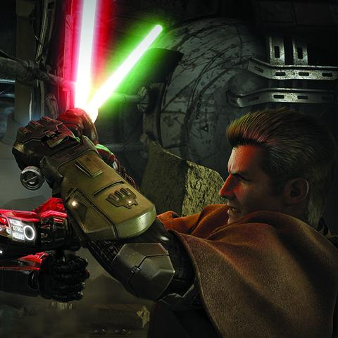 Star Wars: The Old Republic poster, Game Design alumni credits