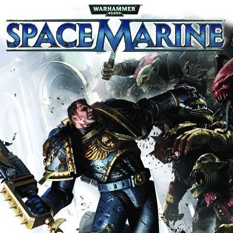 Warhammer 40,000: Space Marine poster, Game Design alumni credits