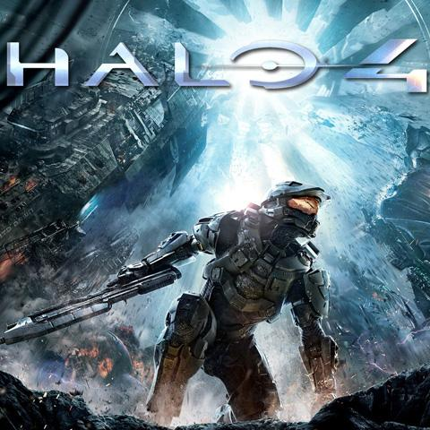 Halo 4 poster, Game Design alumni credits