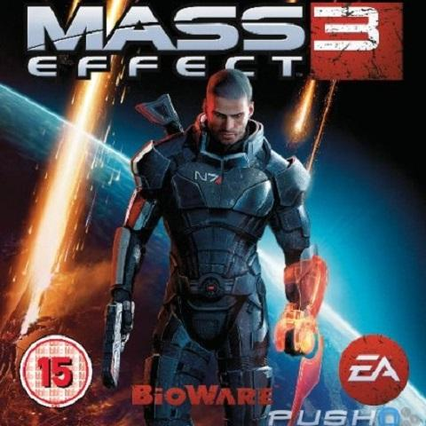 Mass Effect 3 poster, Game Design alumni credits