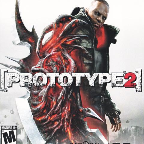 Prototype 2 poster, Game Design alumni credits