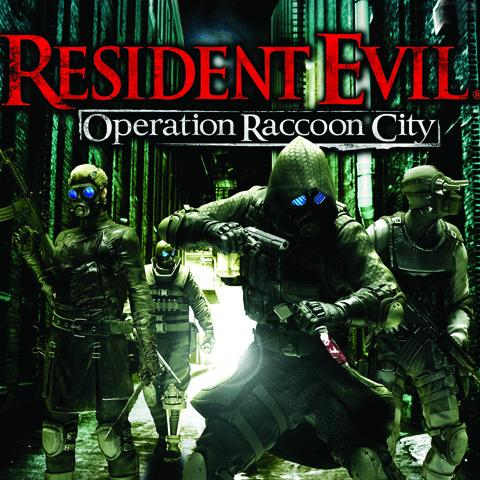 Resident Evil: Raccoon City poster, Game Design alumni credits