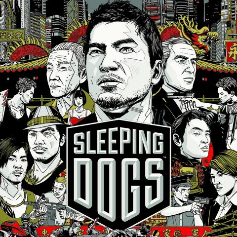 Sleeping Dogs poster, Game Design alumni credits