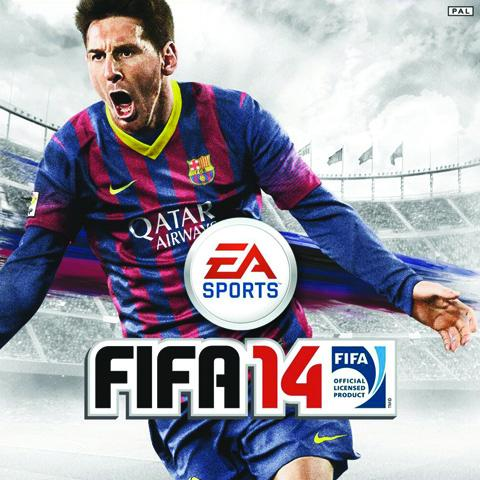 FIFA 14 poster, Game Design alumni credits