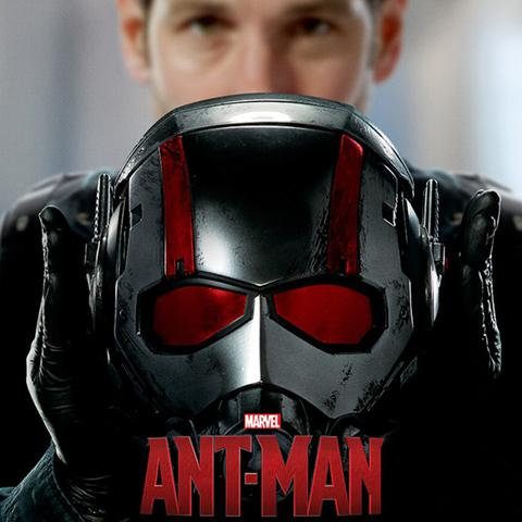 Ant-Man poster, Foundation Visual Art and Design alumni credits
