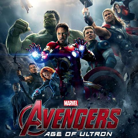 Avengers: Age of Ultron poster, Foundation Visual Art and Design alumni credits