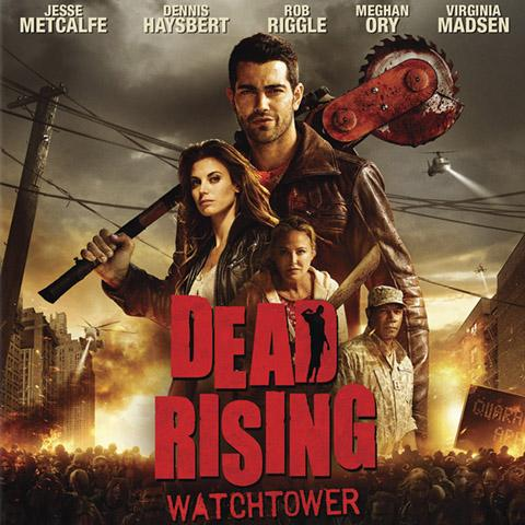 Dead Rising: Watchtower poster, Foundation Visual Art and Design alumni credits