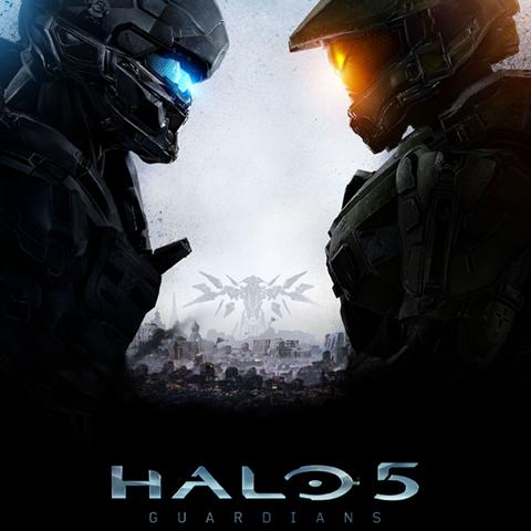 Halo 5: Guardian poster, Animation and Visual Effects alumni credits