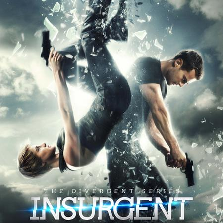 Insurgent poster, Foundation Visual Art and Design alumni credits
