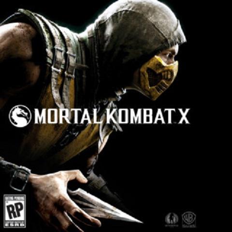 Mortal Kombat X poster, Game Design alumni credits