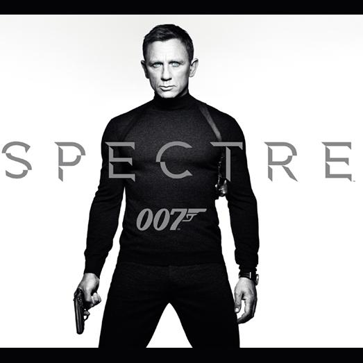 Spectre poster, Foundation Visual Art and Design alumni credits
