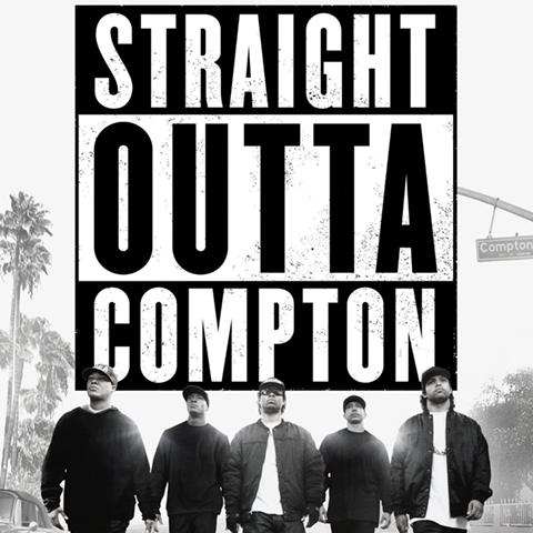 Straight Outta Compton poster, Animation and Visual Effects alumni credits