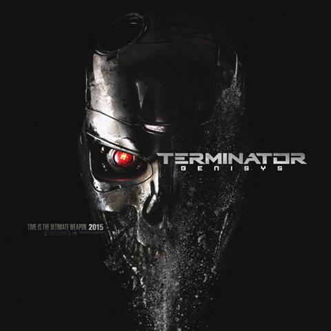 Terminator Genisys poster, Animation and Visual Effects alumni credits