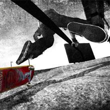 Screenshot from Skate