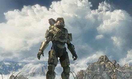 Halo E3 Demo Game Art by Ryan Watkins