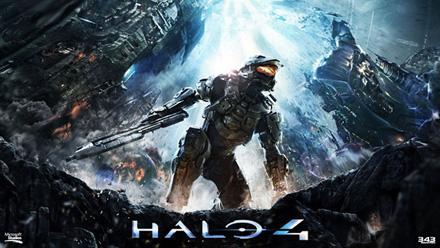 Halo 4 Promo-Poster
