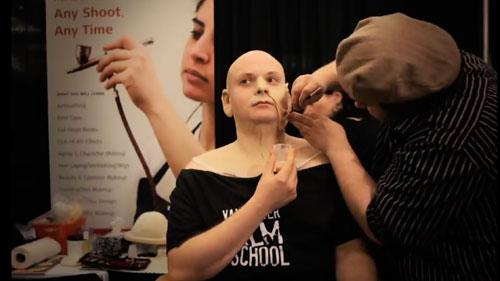 Makeup Design for Film & Television | Vancouver Film School
